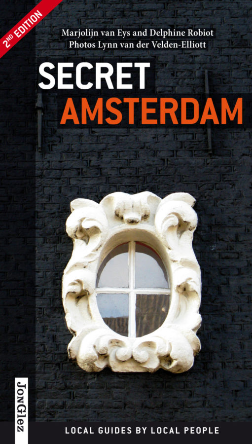 Secret Amsterdam travel guide 2012