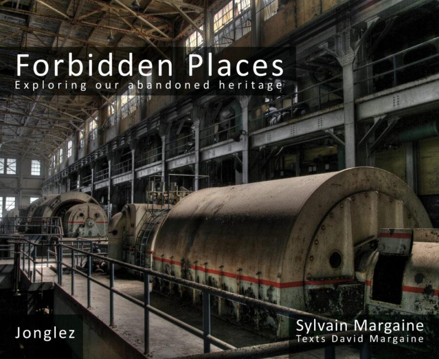 Forbidden places photo book