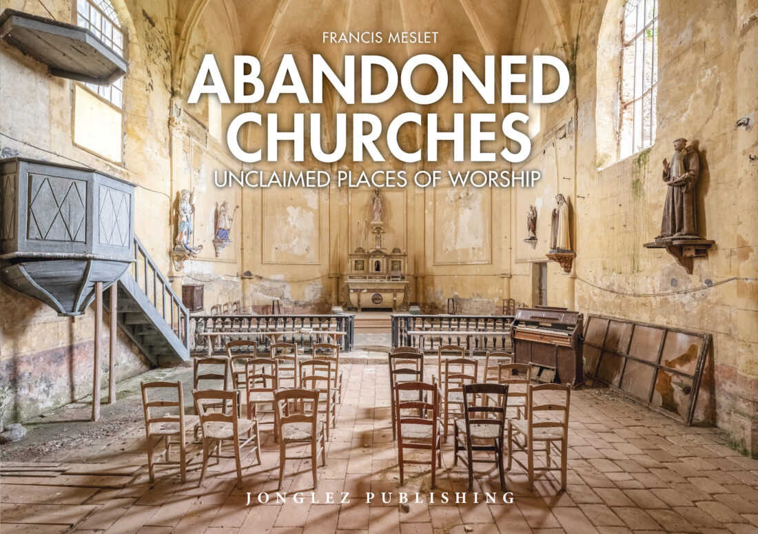 Abandoned Churches 2020 ENG_Jonglez photo books